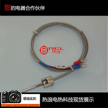 Retainer thermocouple